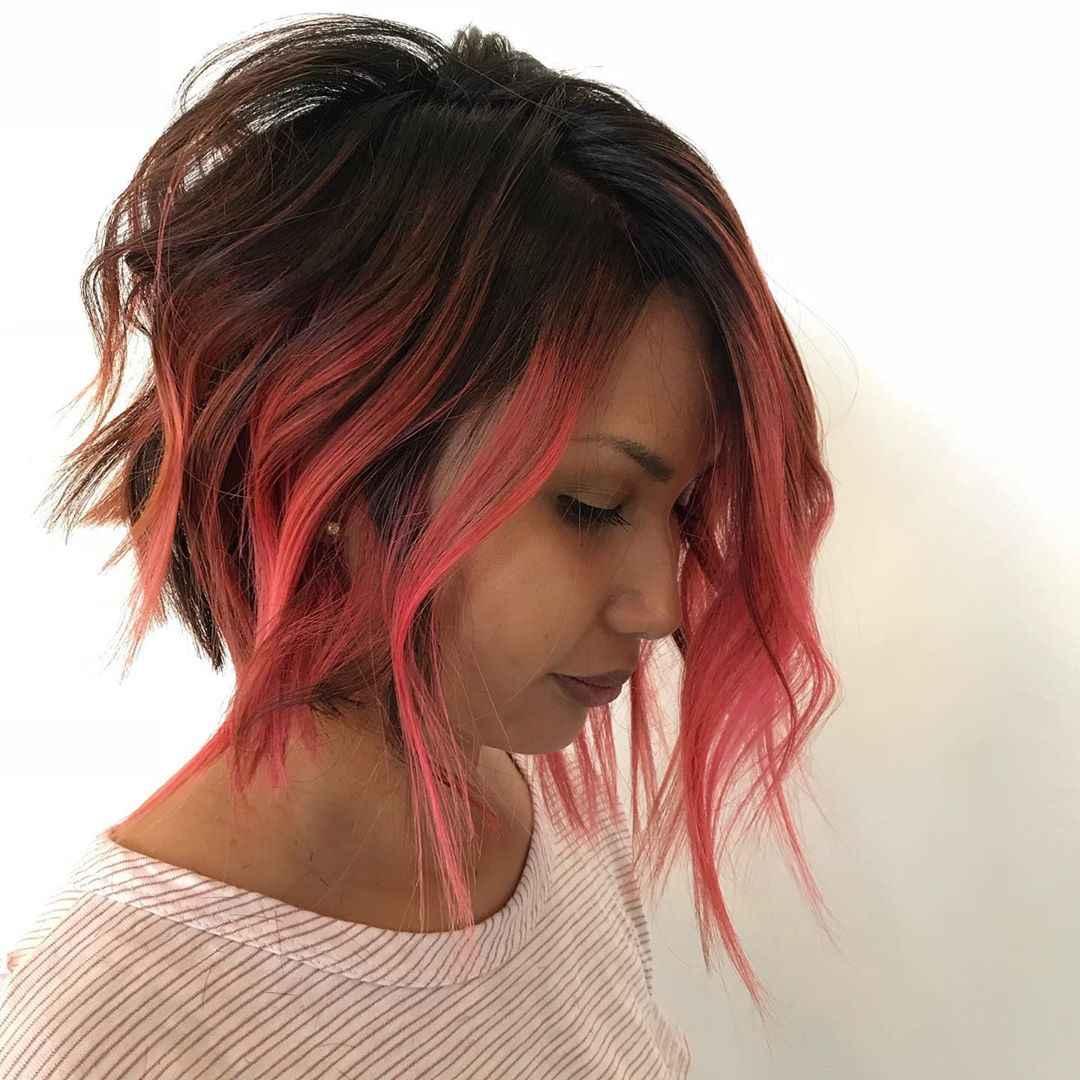 Стрижка каре на вьющиеся волосы 2020 фото_31