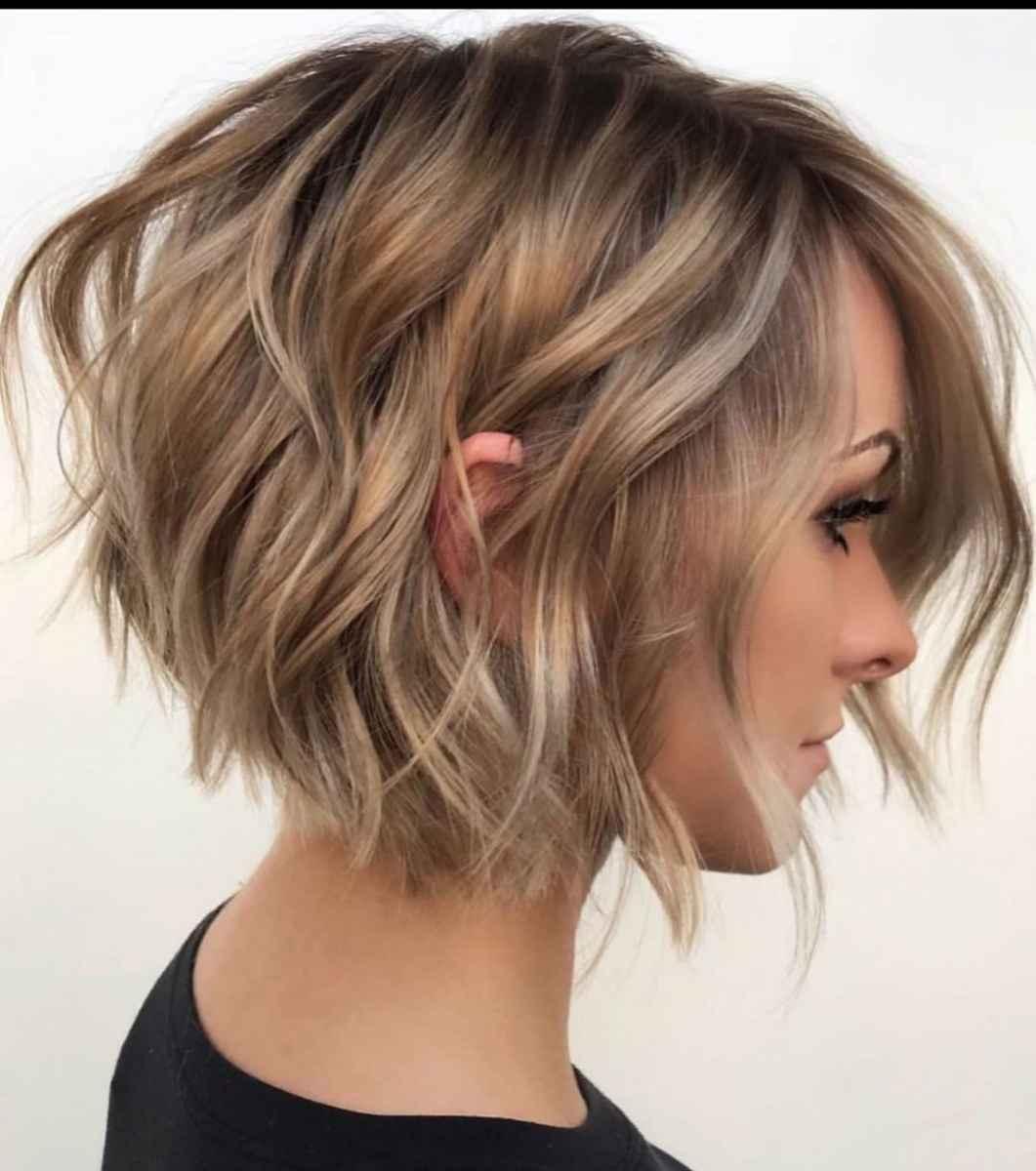 Стрижка каре на вьющиеся волосы 2020 фото_29