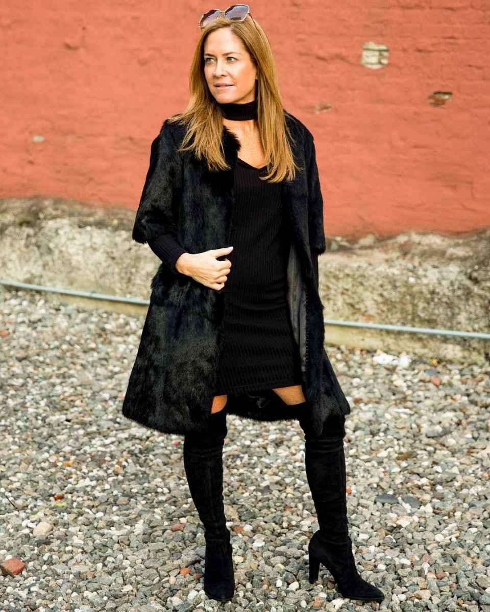 Как одеться на корпоратив женщине 40-50 лет фото_46