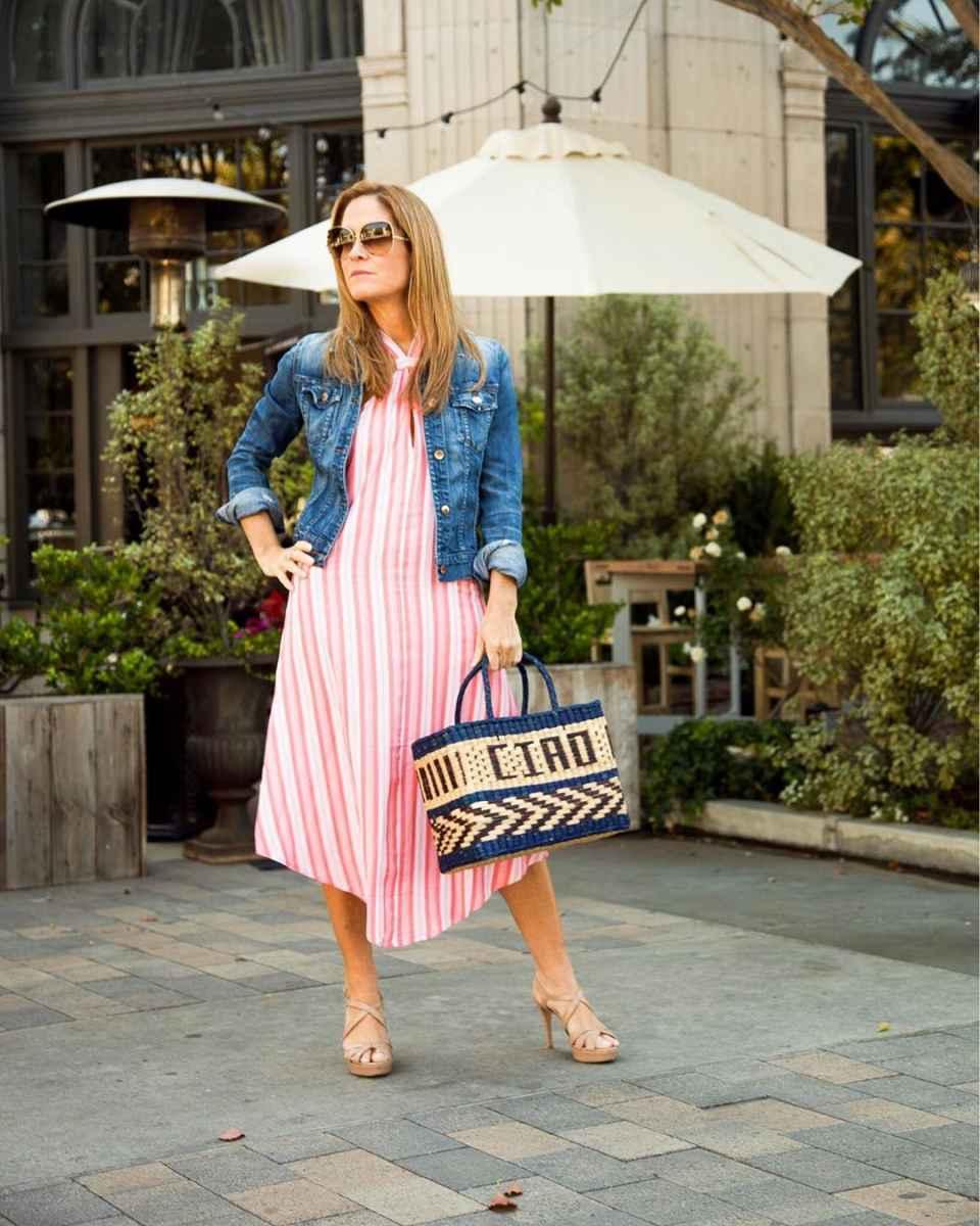 Мода весна-лето 2020 для женщин 30-40 лет фото_11