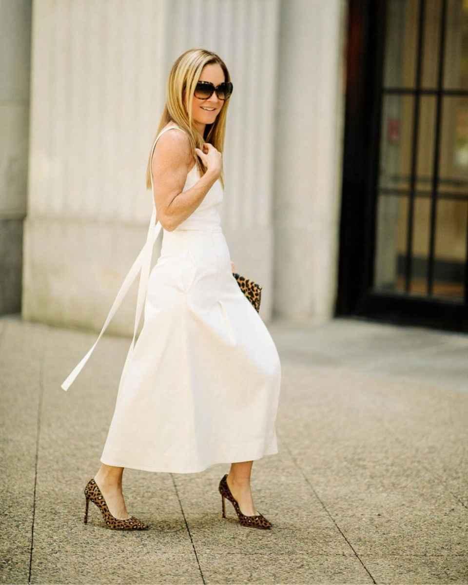 Как одеться на корпоратив женщине 40-50 лет фото_44
