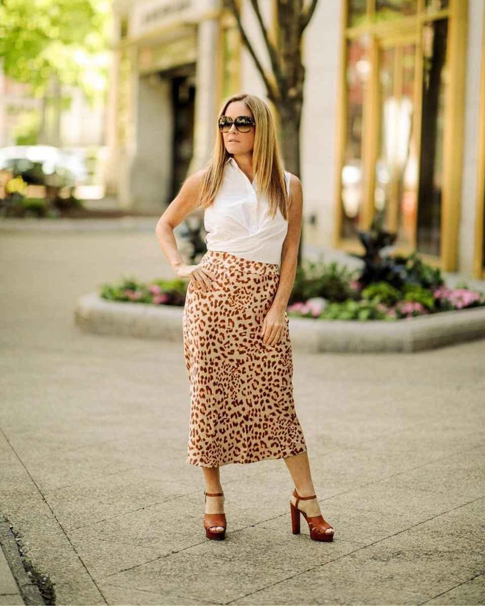 Как одеться на корпоратив женщине 40-50 лет фото_43
