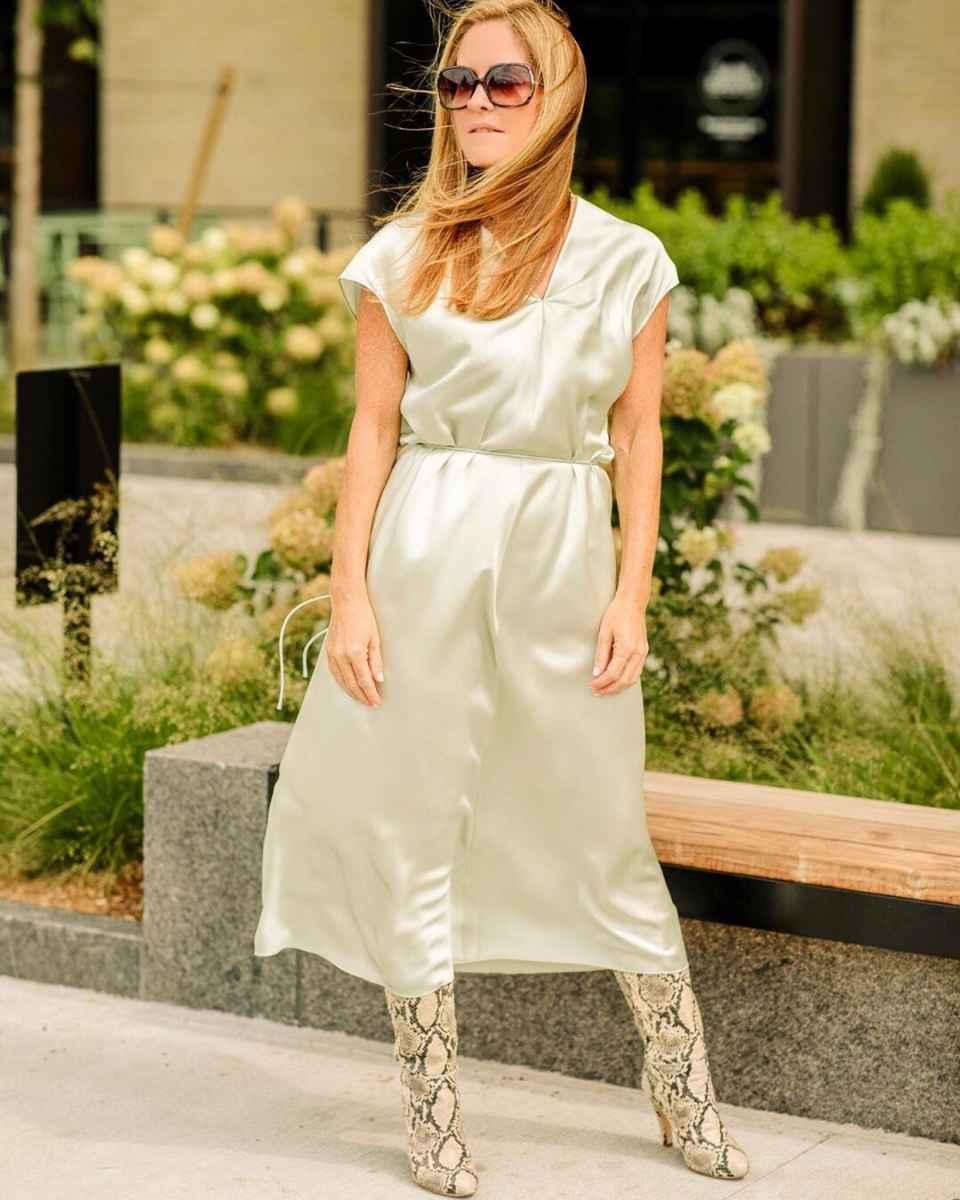 Как одеться на корпоратив женщине 40-50 лет фото_42