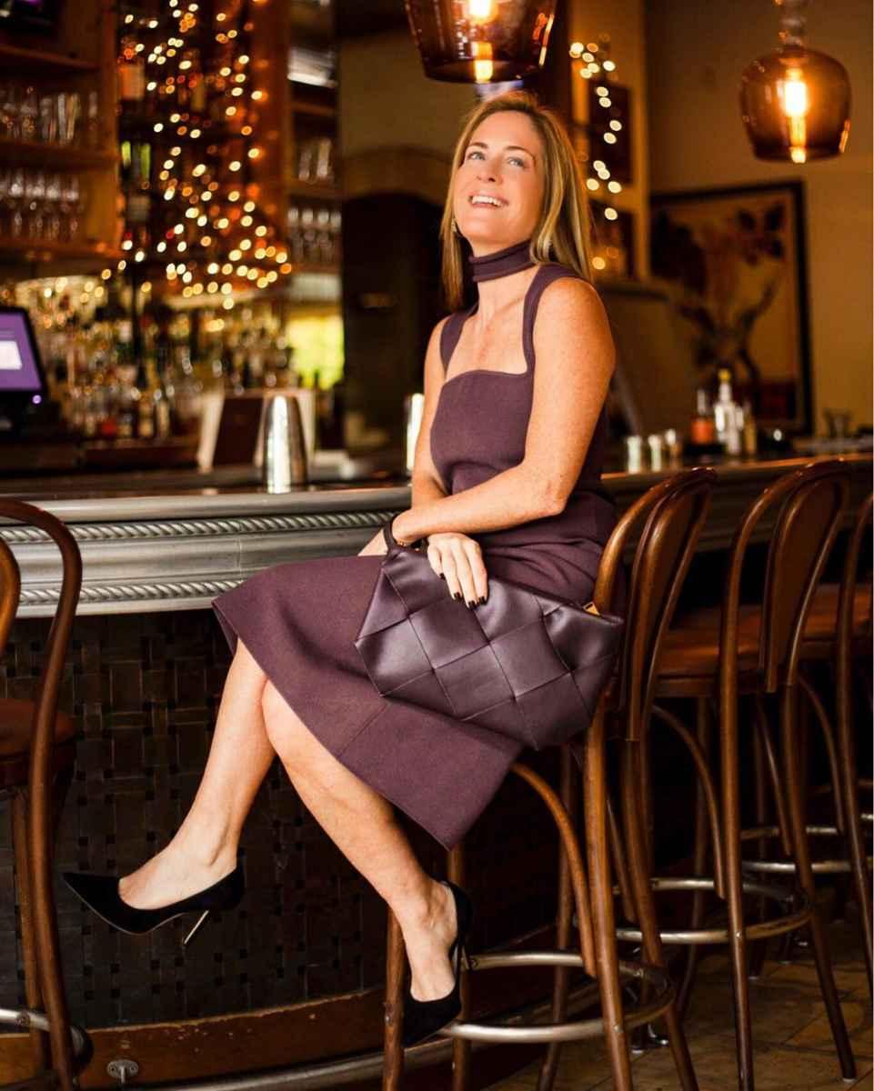 Как одеться на корпоратив женщине 40-50 лет фото_40