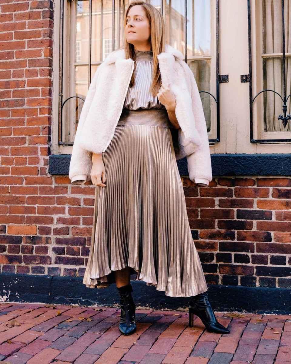 Как одеться на корпоратив женщине 40-50 лет фото_37