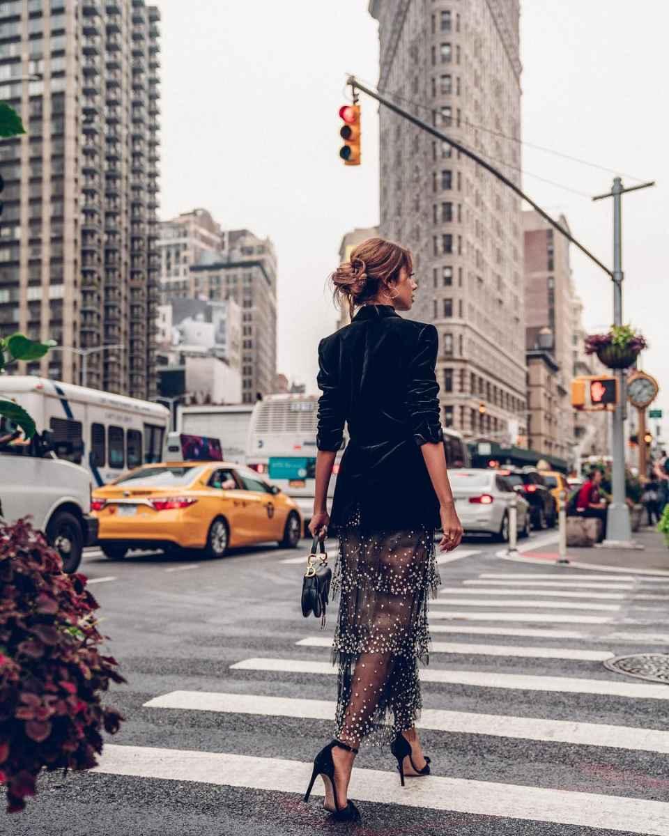 Модные женские образы на день святого Валентина 2020 фото_15