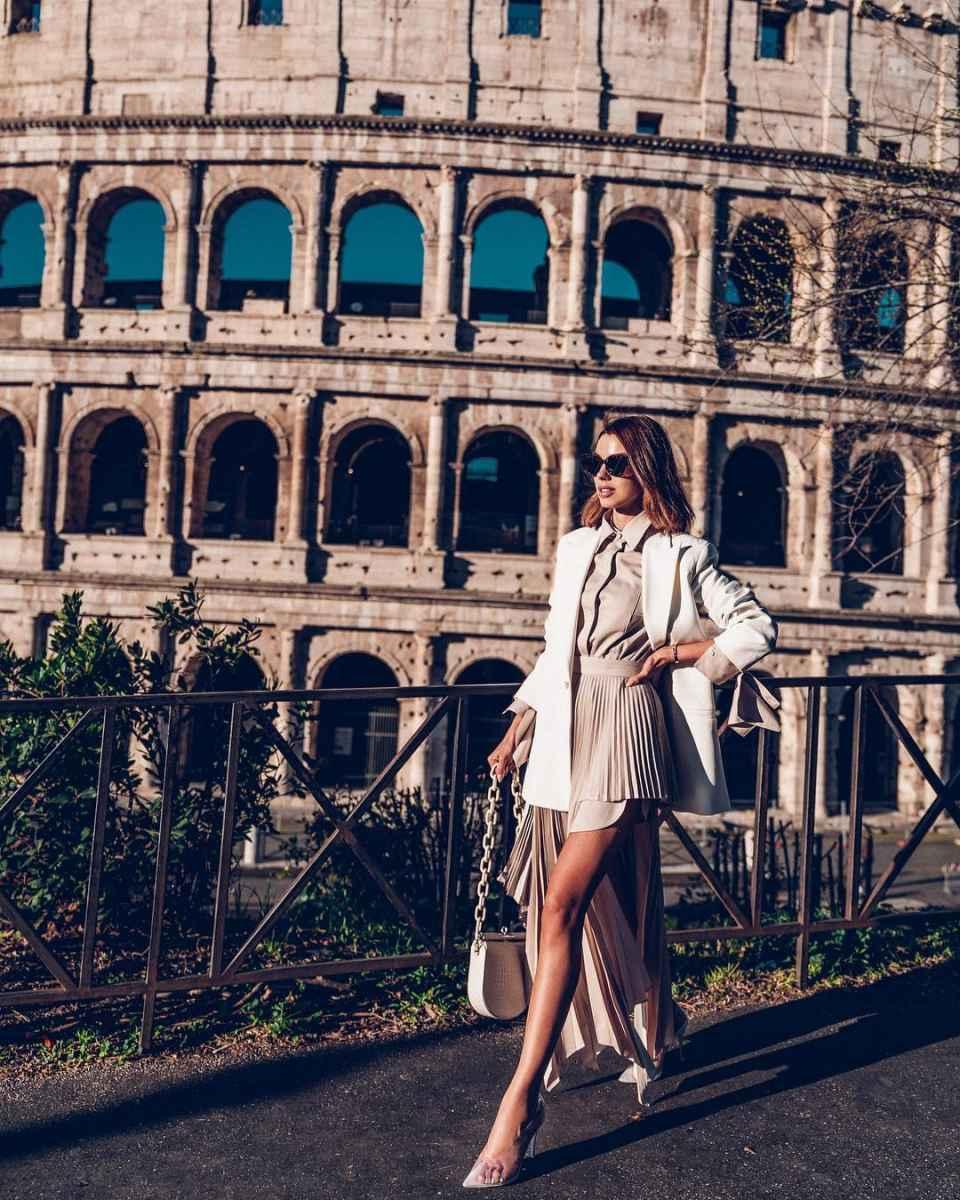 Модные женские образы на день святого Валентина 2020 фото_4