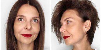 Стрижки для тонких волос женщин за 50 фото идеи