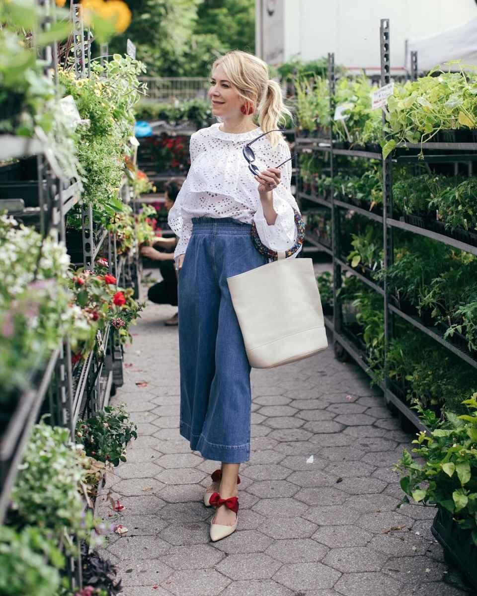 Модные образы весна-лето 2020 для женщин 30-35 лет фото_50