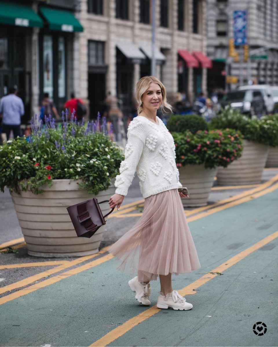 Модные образы весна-лето 2020 для женщин 30-35 лет фото_45