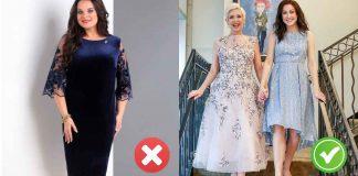 7 платьев, от которых стоит отказаться женщинам в возрасте