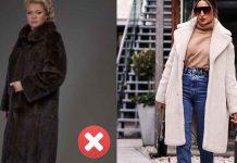 7 моделей верхней одежды, от которых стоит отказаться женщинам в возрасте