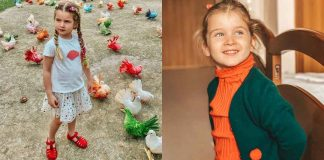 Мода от звездных детей