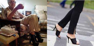 не стоит носить женщинам в возрасте