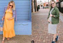 7 марок одежды, которые сделают беременных леди