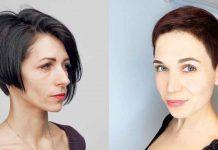 5 модных стрижек для женщин в возрасте