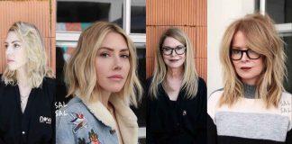 Модные стрижки на средние волосы весна 2020 фото идеи