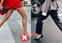 7 стильных моделей обуви, от которых лучше отказаться невысоким женщинам