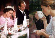 должна следовать королевская семья