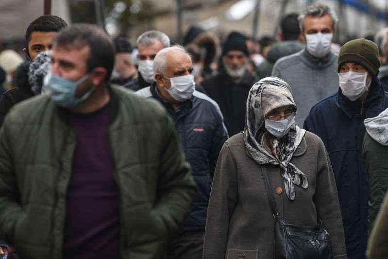 Коронавирус в Турции