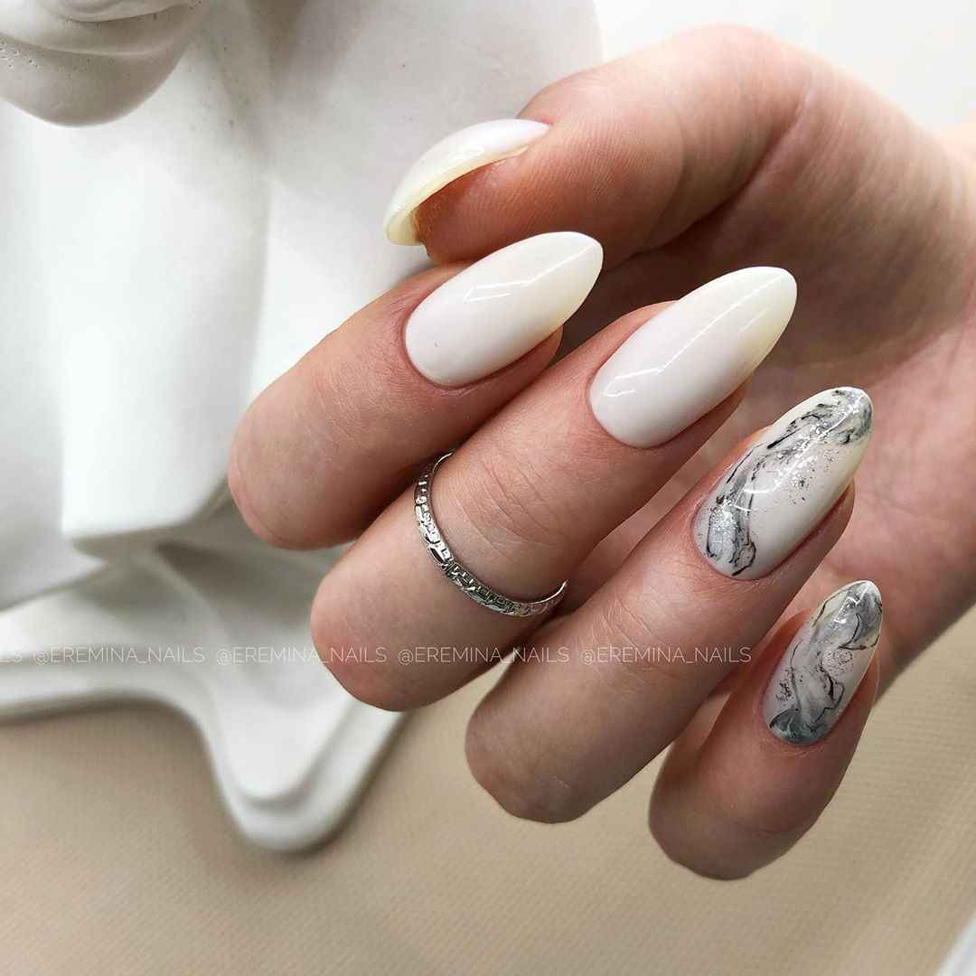 Фантазийные текстуры на ногтях фото_36