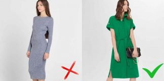 7 немодных платьев