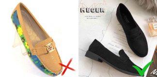 6 моделей обуви, которые старят женщину