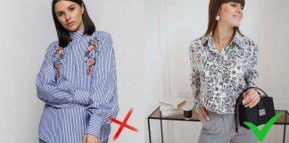 7 немодных рубашек и блуз