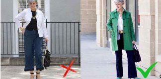 7 брюк которые не стоит носить женщинам в возрасте