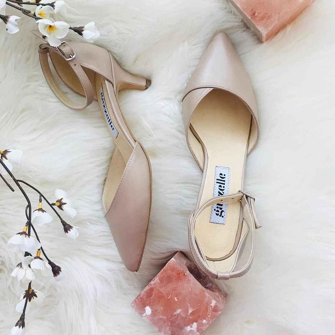 Модные туфли весна-лето 2020 фото_9