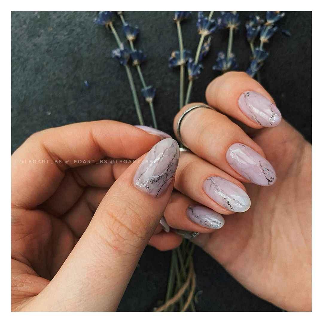 Фантазийные текстуры на ногтях фото_40