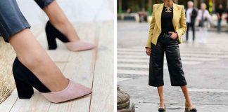 Модные туфли весна-лето 2020 фото