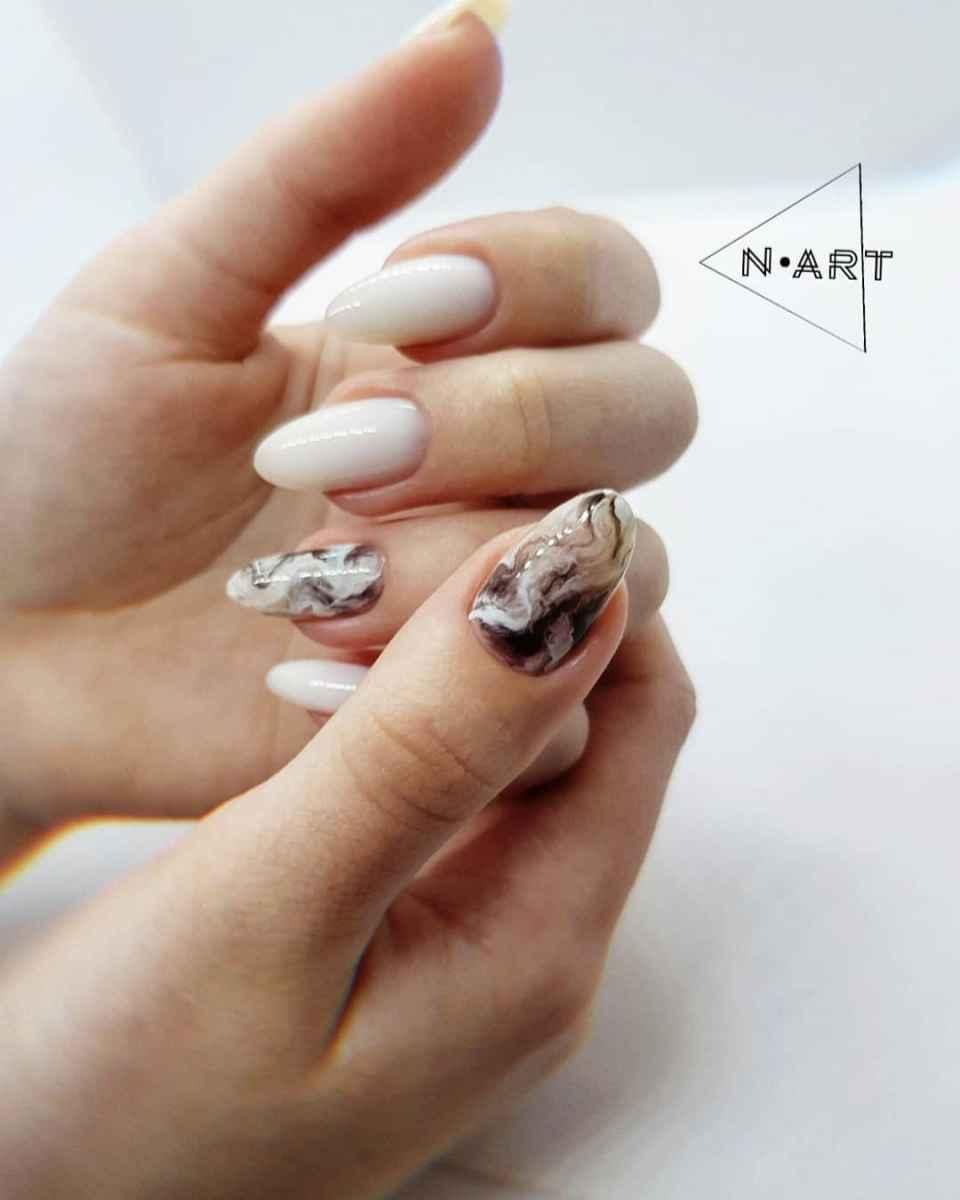 Фантазийные текстуры на ногтях фото_39