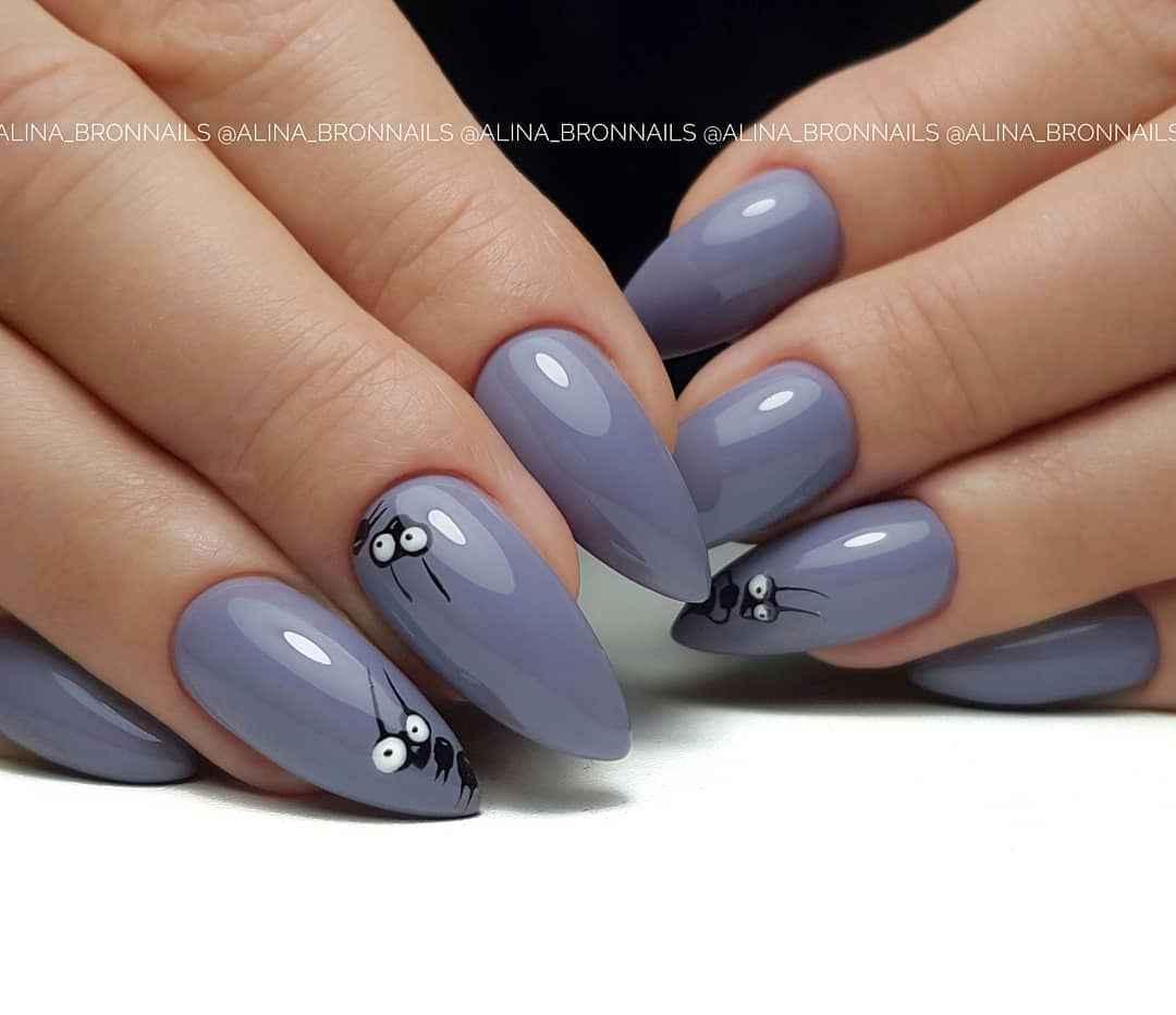 Муравьи на ногтях фото_25