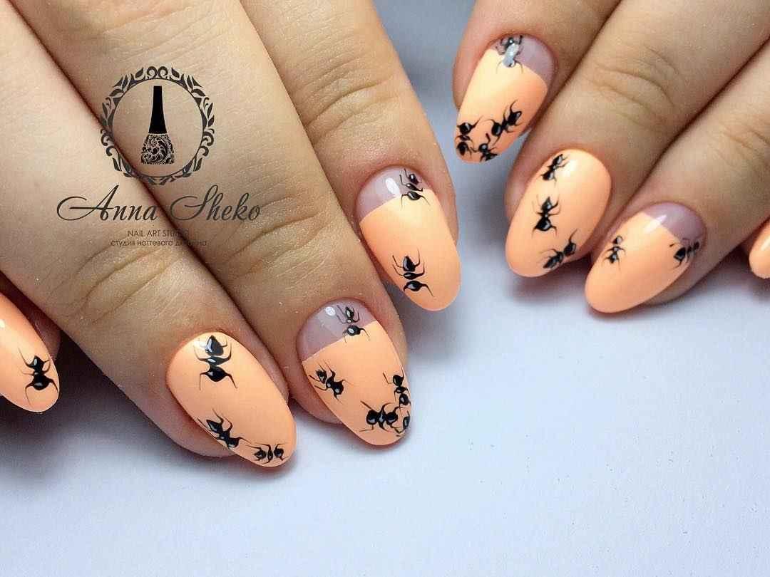 Муравьи на ногтях фото_3