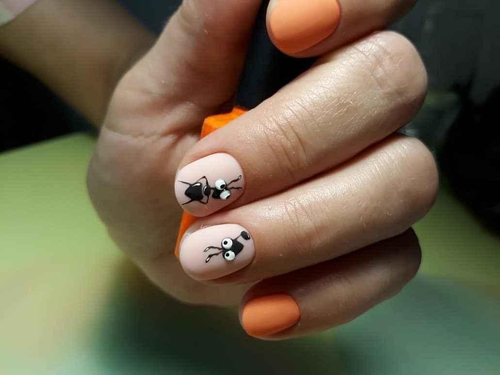 Муравьи на ногтях фото_27