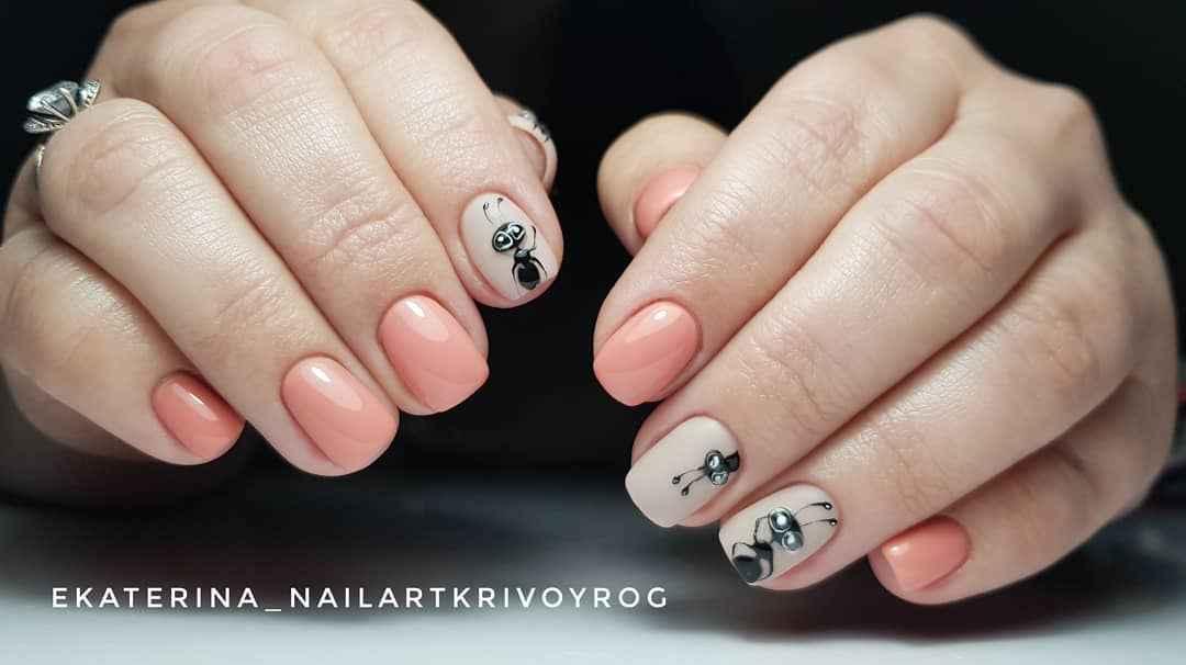 Муравьи на ногтях фото_16