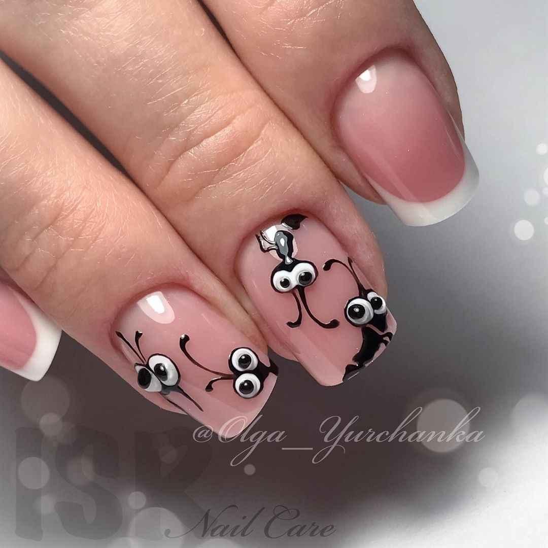 Муравьи на ногтях фото_28