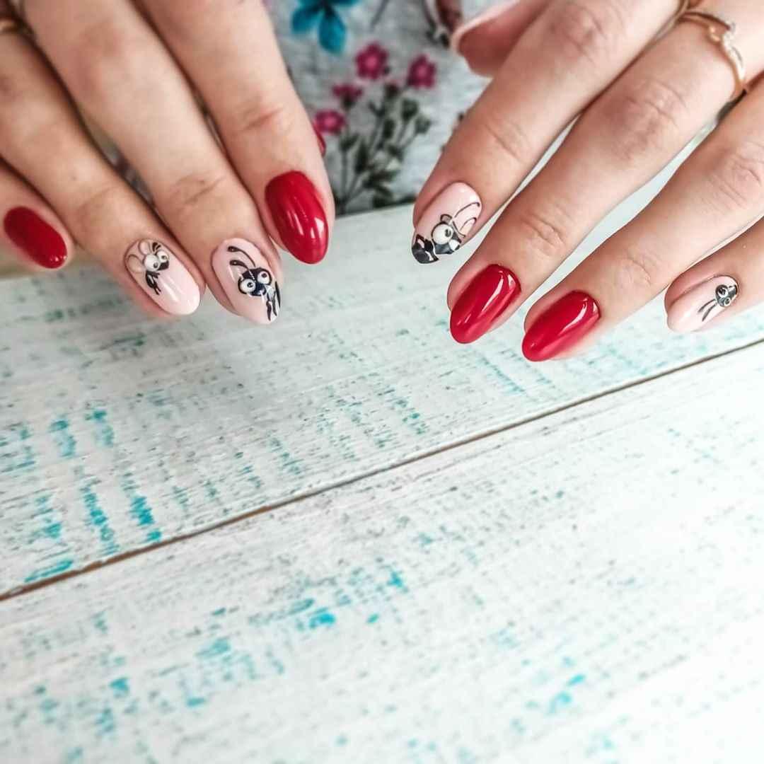 Муравьи на ногтях фото_17