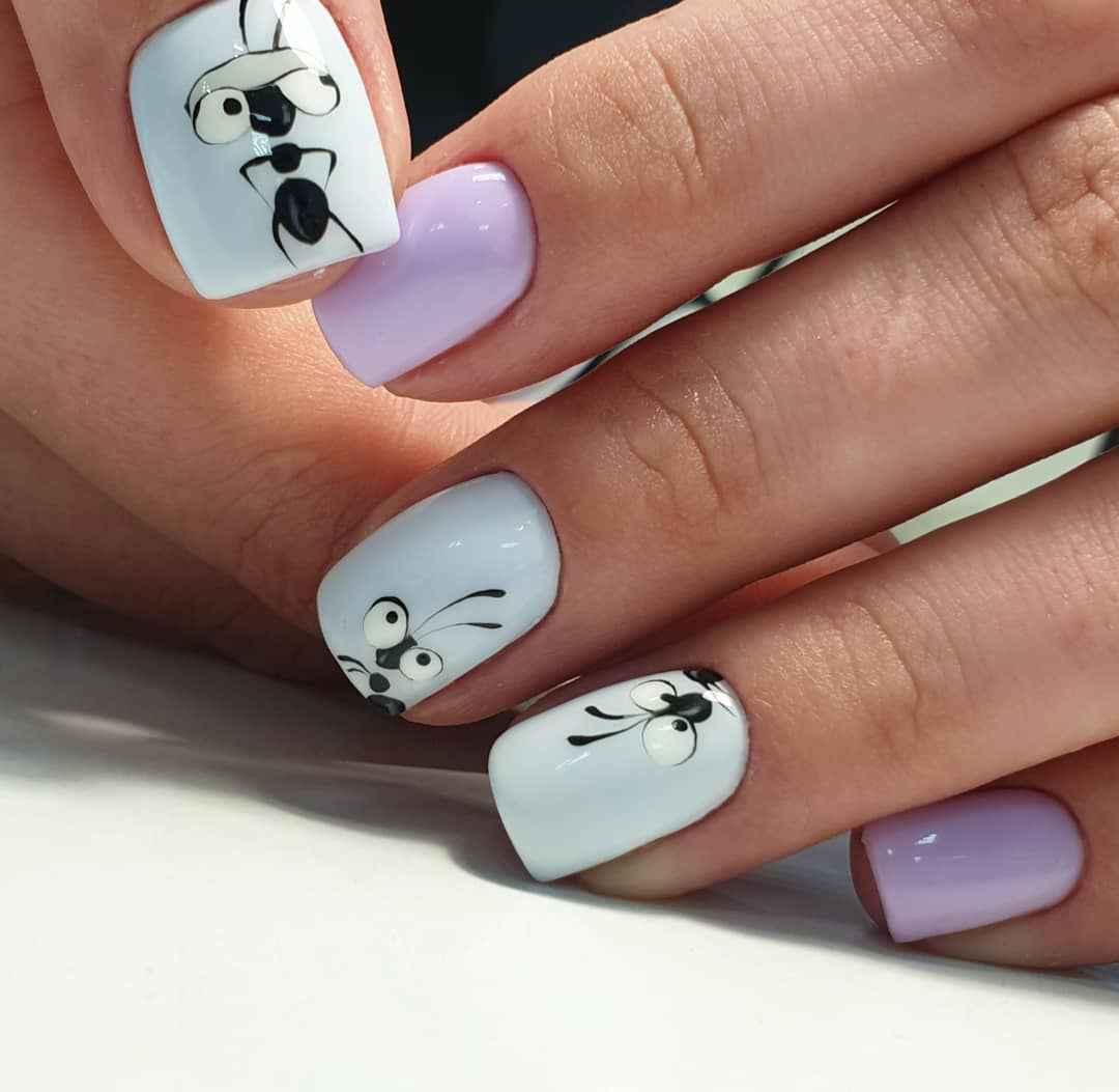Муравьи на ногтях фото_26