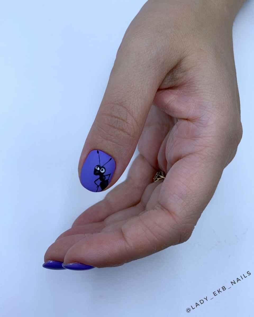 Муравьи на ногтях фото_13