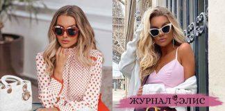 модные модели солнцезащитных очков фото