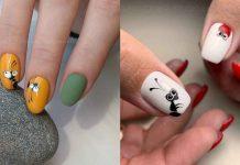 Муравьи на ногтях фото идеи