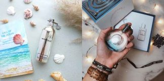 7 акватических парфюмов