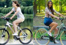 Женские велосипеды: 5 правил выбора