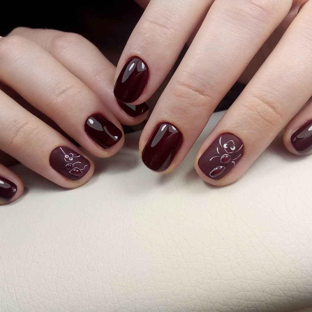 Муравьи на ногтях фото_8