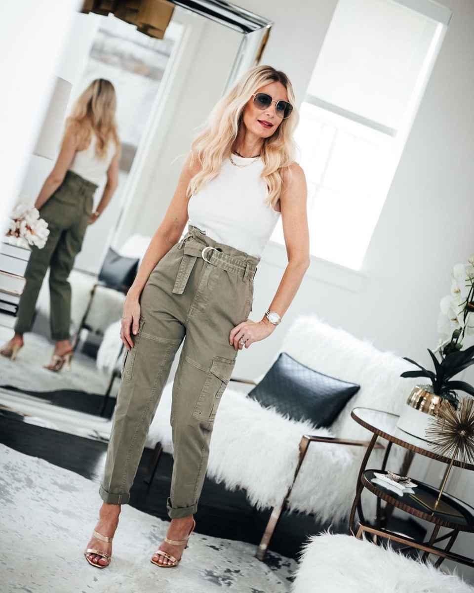 Мода для женщин после 50 лето 2020 фото_3