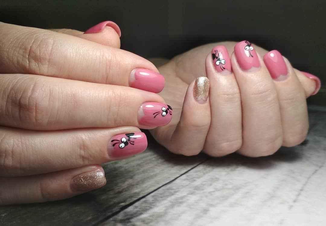 Муравьи на ногтях фото_4