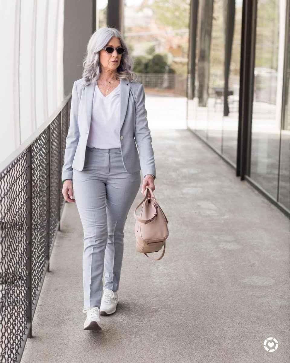Мода для женщин после 50 лето 2020 фото_23