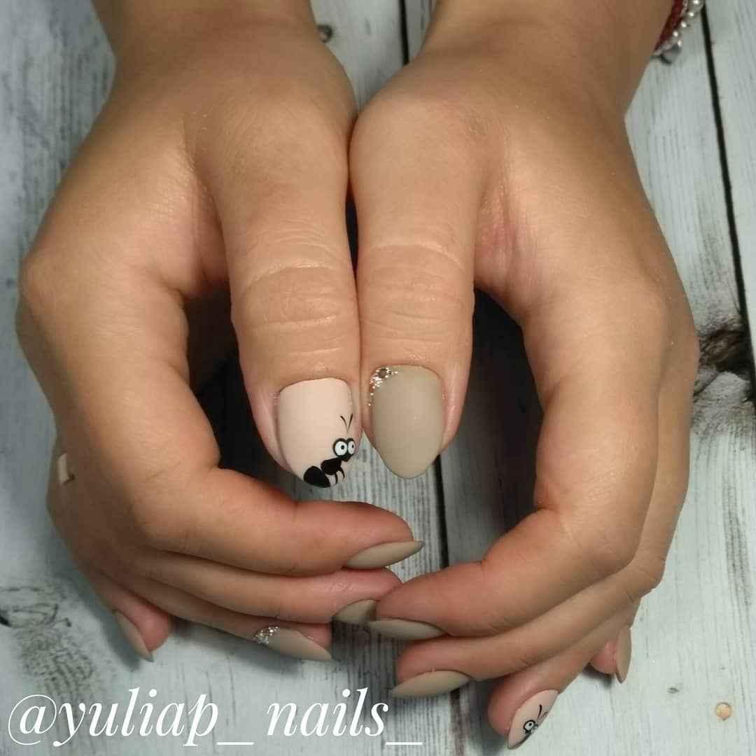 Муравьи на ногтях фото_10